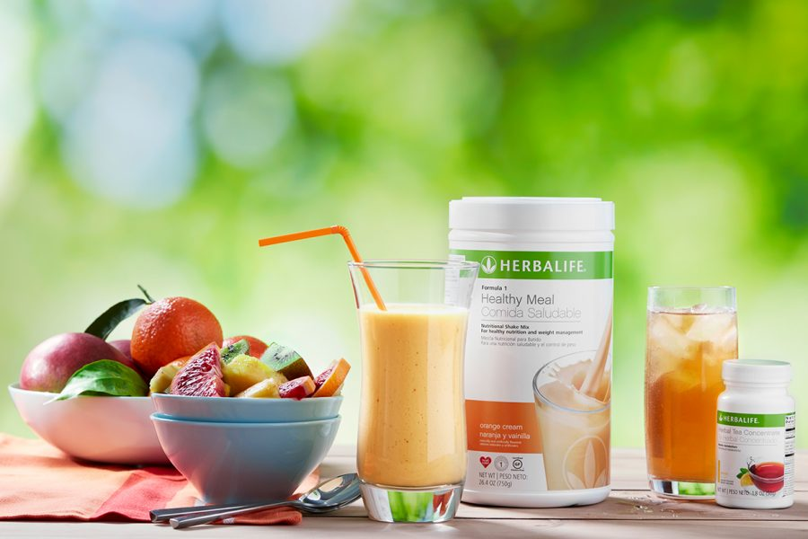 Start Achieving Your Nutrition Goals with Herbalife Nutrition